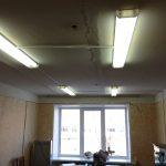 Капитальный ремонт электроосвещения
