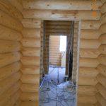 Электромонтаж в Челябинске - проводка в деревянном доме