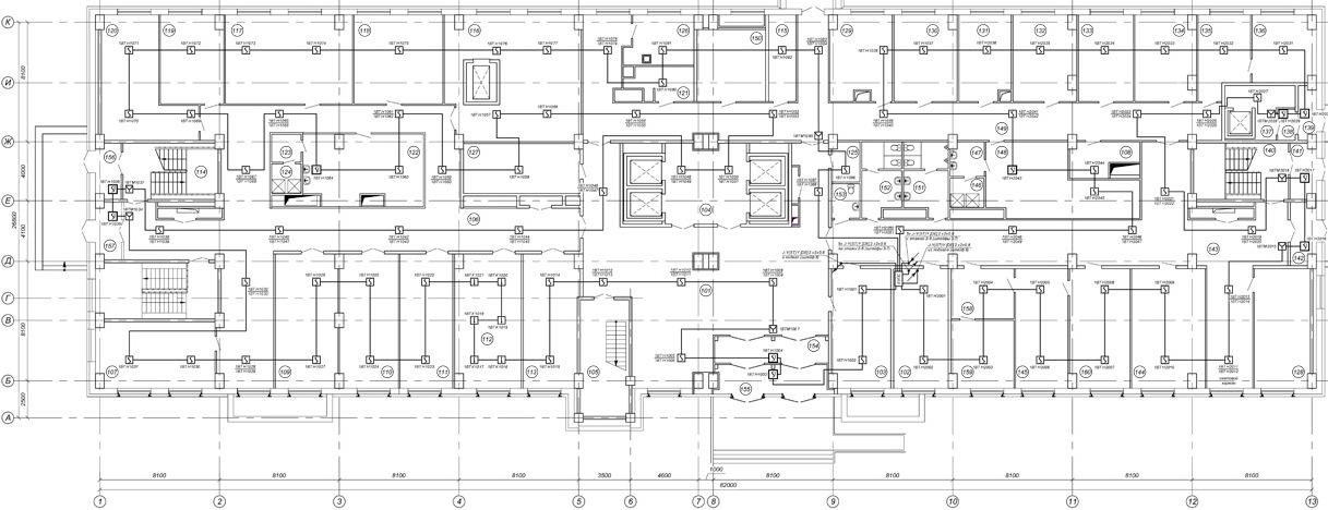 Проектирование и монтаж сигнализации