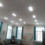 Светодиодный светильник серии Каспий