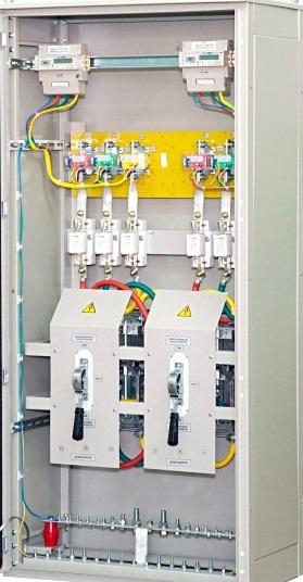 Проектирование и изготовление шкафов учета электроэнергии