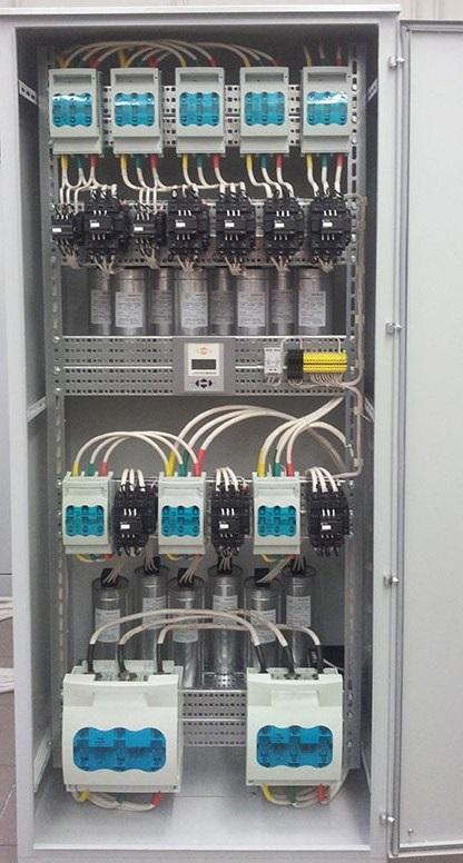 УКРМ - установка компенсации реактивной мощности