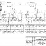 проект электроснабжения гаража