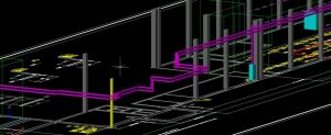 проект прокладка кабеля