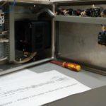 шкаф управления конвейром