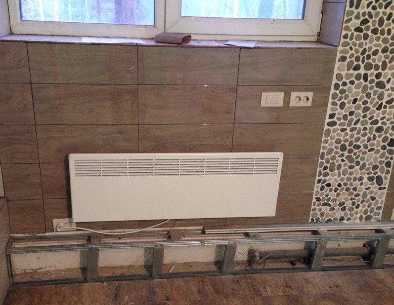 электроконвектор для электрического отопления