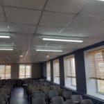 освещение класса
