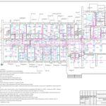 схема прокладки сетей